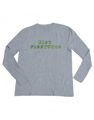 Nick Fleetwood Green Long Sleeve tee