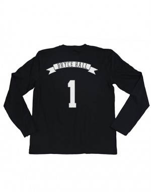 Bryce Hall Big League Long Sleeve Tee