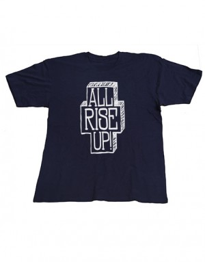 John Grice All Rise Up Unisex Tee