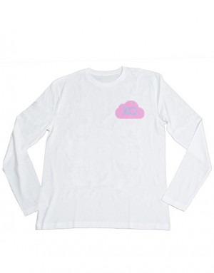 Larray XO Cloud Long Sleeve Tee