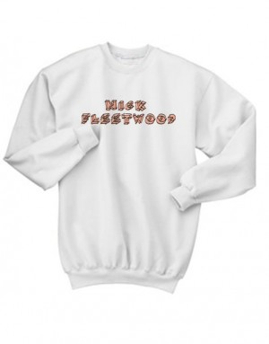 Nick Fleetwood Pink Crewneck Sweater